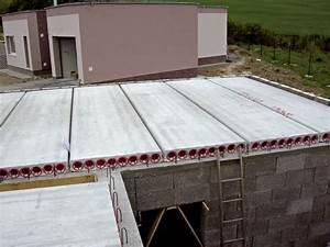 Montovaný betonový strop
