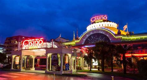 top 5 des plus beaux casinos de france
