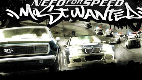 Nfs Most Wanted Ps21080p Black Edition Race Series