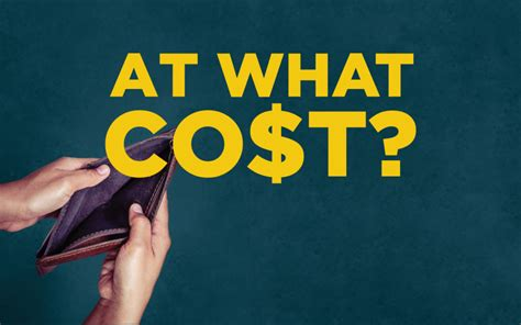 At What Cost? - Institute for Justice