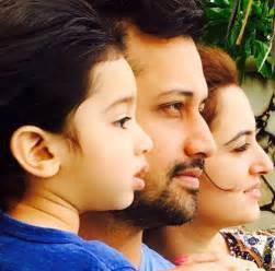 family photo albums happy birthday atif aslam daily pakistan