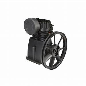 3 Hp 145 Psi Cast Iron Twin Cylinder Air Compressor Pump