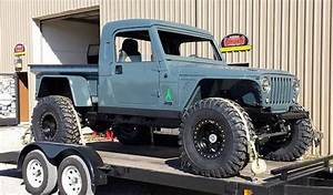 jeep tub trailer | RE: Fiberglass M416/M100 Military-style ...