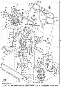 Yamaha Snowmobile 2002 Oem Parts Diagram For Carburetor