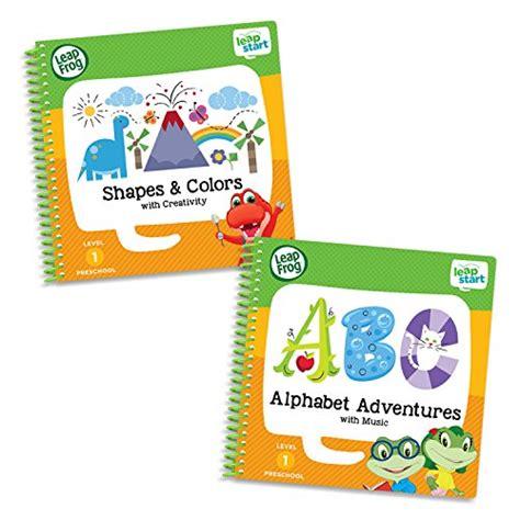 leapfrog leapstart level 1 preschool activity book bundle 354 | 512xFxwPbbL