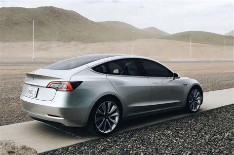 Tesla Model 3 Photo Shoot At The Gigafactory