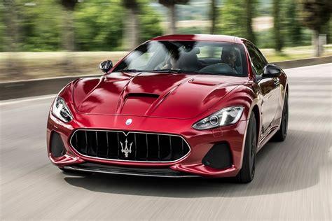 2018 Maserati Granturismo Review Motor