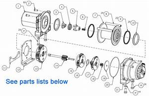 Order Warn Vantage Winch Replacement Parts