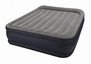 Intex Luftbett Verliert Luft : bestway aeroluxe airbed luftbett mit eingebauter ~ A.2002-acura-tl-radio.info Haus und Dekorationen