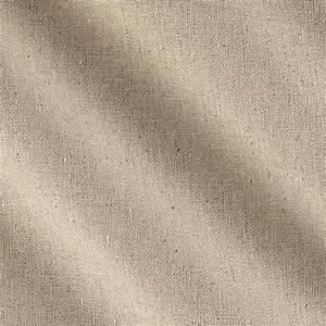 Kaufman Essex Linen Blend Natural - Discount Designer