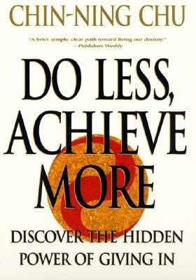 do less achieve more discover the power of giving