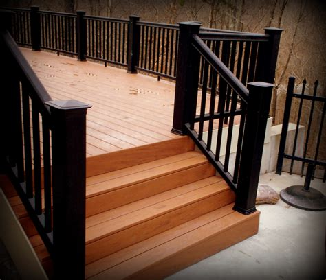 Better Decks Fences by Outdoor Spaces Add Warmth With Cool Wood Tones St