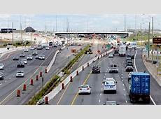 Highway Construction of the Week in Mississauga insaugacom