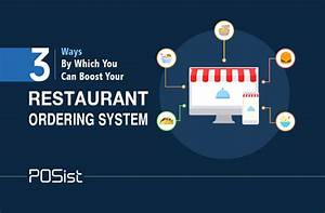 How Integrated Restaurant Ordering System Can Help Your