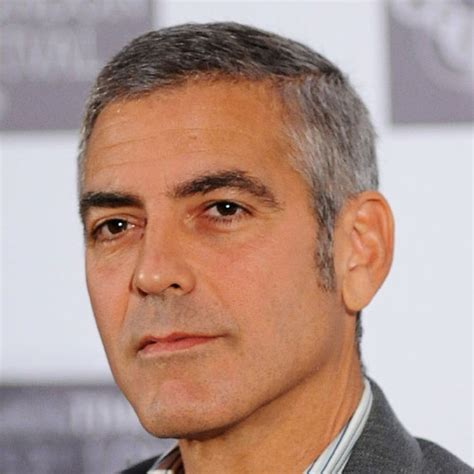 George Clooney Haircut   Men's Hairstyles   Haircuts 2018