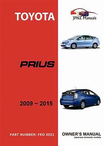 2008 Prius Owners Manual Pdf Overtheroadtruckersdispatch Com