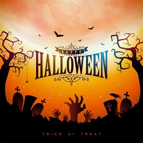 Halloween svg images halloween svg files free boys halloween svg happy halloween svg free free halloween halloween monogram svg letters & numbers, svg dxf eps, png. Happy Halloween banner illustration - Download Free ...