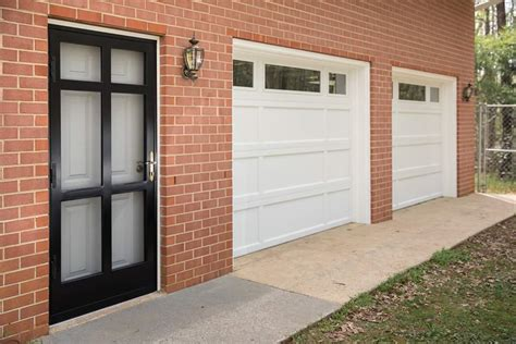 virginia residential garage doors interior  exterior door galleries service  repair
