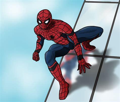 spider man captain america civil war  kumata
