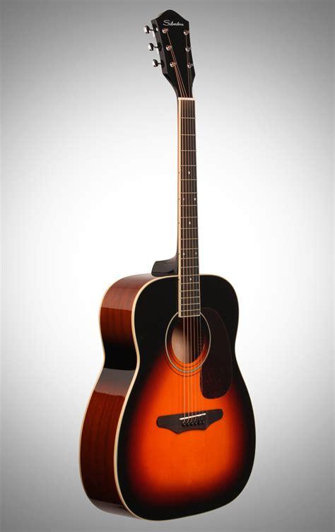 Silvertone 633 Reissue Dreadnought Acoustic Guitar ...