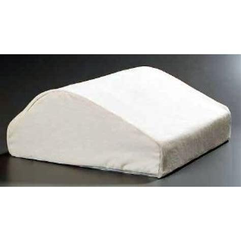 leg wedge pillow jobri srtxs memory foam leg wedge pillow cushion
