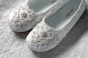 wedding flat shoes wedding shoes bridal ballet flat vintage lace