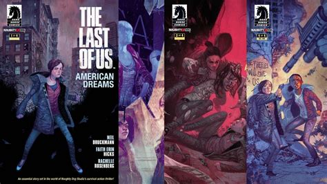 The Last Of Us American Dreams Pt 1 Youtube