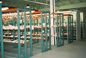 Fan Belt Rack Auto Racking Warehouse Rack And Shelf