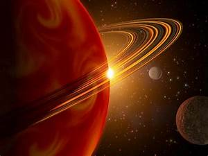 Is the Biggest Planet Saturn - Pics about space