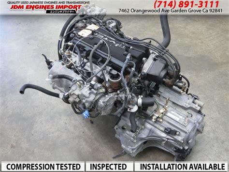honda accord fa     cylinder engine