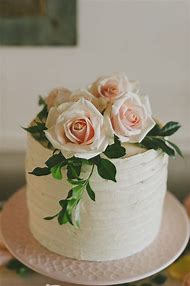 Best One Tier Wedding Cakes - ideas and images on Bing | Find what ...