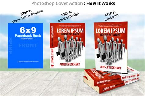 paperback book mockup ps action print mockups