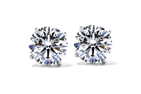 white gold diamond earrings atlantas diamond jewelry