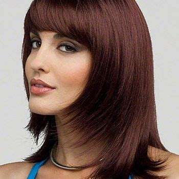 Colours Of Brown Hair by Best 25 Mahogany Brown Hair Color Ideas On