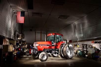 Magnum Ih 1086 Series Tractor Fuel 1981