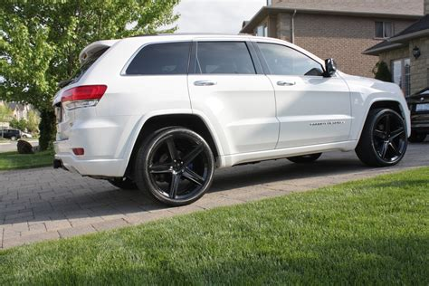 jeep grand cherokee modified jeep grand cherokee custom wheels fr 22x10 0 et tire
