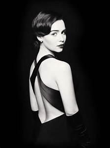 Emilia Clarke Photoshoot 3 | The Art Mad