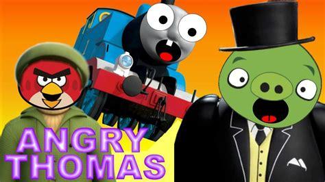 angry thomas bird friends youtube