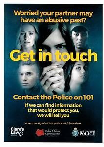Domestic Violence Disclosure Scheme - Clare U2019s Law