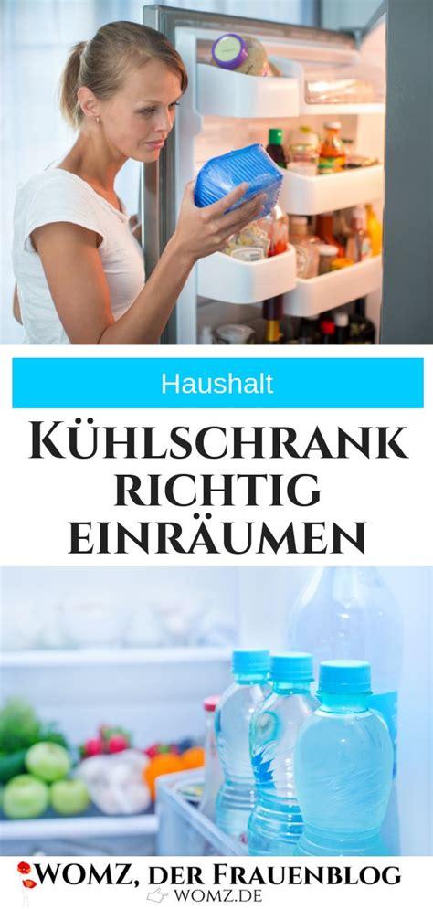 Küchenschränke Richtig Einräumen by K 252 Hl 173 Schrank Richtig Einr 228 Umen Abtauen Und Reinigen