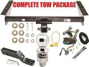 Jeep Grand Cherokee Trailer Hitch Tow Package Wiring