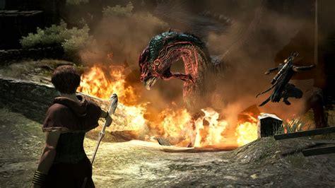 Savan Dragons Dogma Image New S Dogma Digital Comic Tells Of A Battle Against