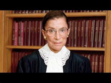 Justice Ginsburg On Trump's Scotus Appointment Youtube