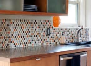 Tile Kitchen Backsplash Lebaron Interiors Glass Tile Backsplash
