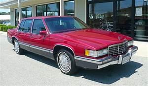 1991 Cadillac Sedan Deville 4 Door