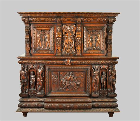 carved kitchen cabinets a carved belgian dining cabinet ca early 20th century 2009