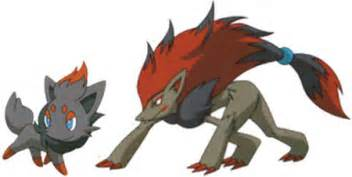 pokemon coloring pages zoroark collections