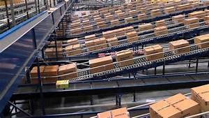Skechers distribution center - YouTube