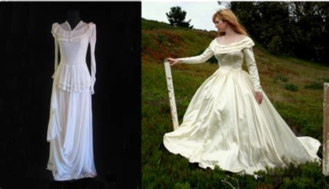 How To Identify The Era Of A Vintage Wedding