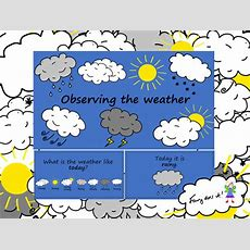 Observing The Weather Interactive Powerpoint By